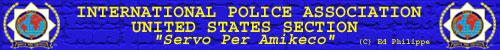 International Police Association - United States